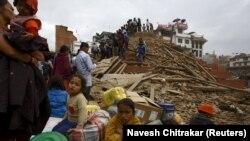 Nepal - 25 aprel 2015