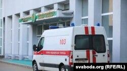Բելառուսում կարանտինի պայմաններում է կորոնավիրուսով վարակված առաջին հիվանդը, Մինսկ, 27-ը փետրվարի, 2020թ.
