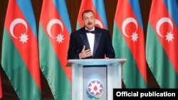 Azerbaijani President Ilham Aliyev is widely expected to be reelected next year.