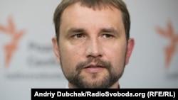 Володимир В'ятрович, директор Українського інституту національної пам'яті