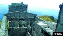 Обсерваторія на горі Піп Іван не діє вже понад 70 років, архівне фото