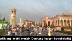 Ташкент шаары