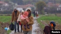 Փախստականներ Եվրոպայում, մարտ, 2016թ․