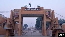 Pamje nga pjesa indiane e kufirit me Pakistanin