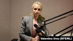 Moldova - Marina Tauber, elections 2019, Chișinău