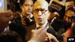 دبیرکل پیشین آژانس بیش از هر چهره دیگر مخالف رژیم مبارک در رسانههای بینالمللی ظاهر میشود