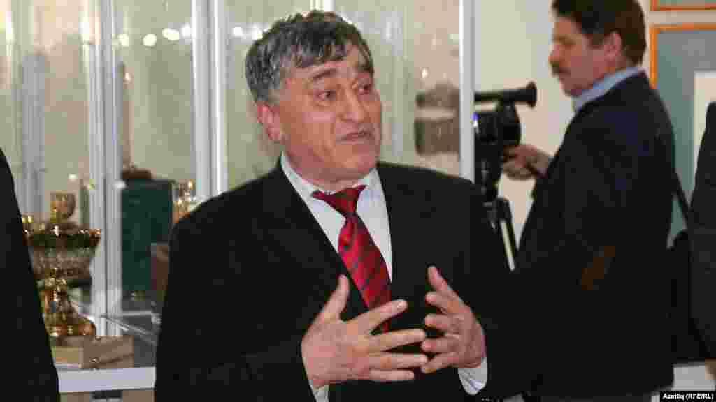 Башкортстан чеченнар оешмасы рәисе Сайдамат Мусаев