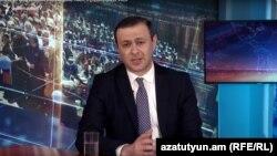 Секретарь Совета безопасности Армен Григорян