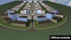 Дигитален приказ на индустриската зона Жабени кај Битола. Ќе го заврти ли зарѓаното тркало на битолското стопанство?