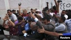 Нападение на Ахмеда Шафика