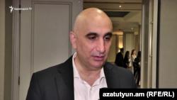 Իրավաբանների հայկական ասոցիացիայի ղեկավար Կարեն Զադոյան