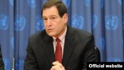 Керівник відділу ВІЛ/СНІДу Дитячого фонду ООН Джиммі Колкер