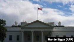 نمایی از کاخ سفید