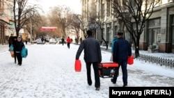 Крым, Симферополь