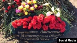 Activists say they found fresh graves of soldiers from a special forces brigade of the Russian military's Main Intelligence Directorate.