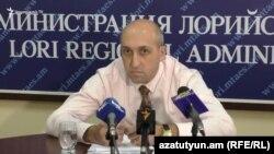Լոռու մարզպետ Անդրեյ Ղուկասյան