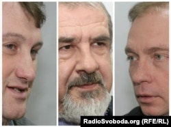 Andrey Şçekun, Refat Çubarov ve Konstantin Matviyenko Qırım.Aqiqat yayınında