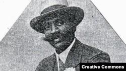 Фредерик Томас, 1912