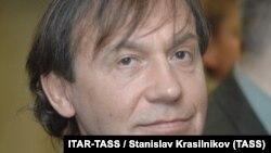 Кемеровский на церемонии вручения премии «Шансон года» в Москве, архивное фото