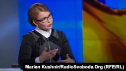 Юлія Тимошенко, кандидат у президенти України, 16 березня 2019