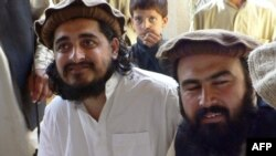 Latif Mehsud, thought to be about 30 years old, once served as the driver for Pakistani Taliban leader Hakimullah Mehsud (pictured left in 2009).