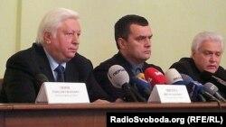 Віктор Пшонка та Віталій Захарченко у Харкові, 16 грудня