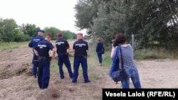 Հունգարիայում սկսել են Սերբիայի հետ սահմանին պատի կառուցումը, 13-ը հուլիսի, 2015թ․