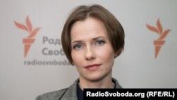 Олена Снігир, експертка Інституту суспільно-економічних досліджень