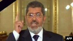 Египет президенті Мұхаммед Мурси.