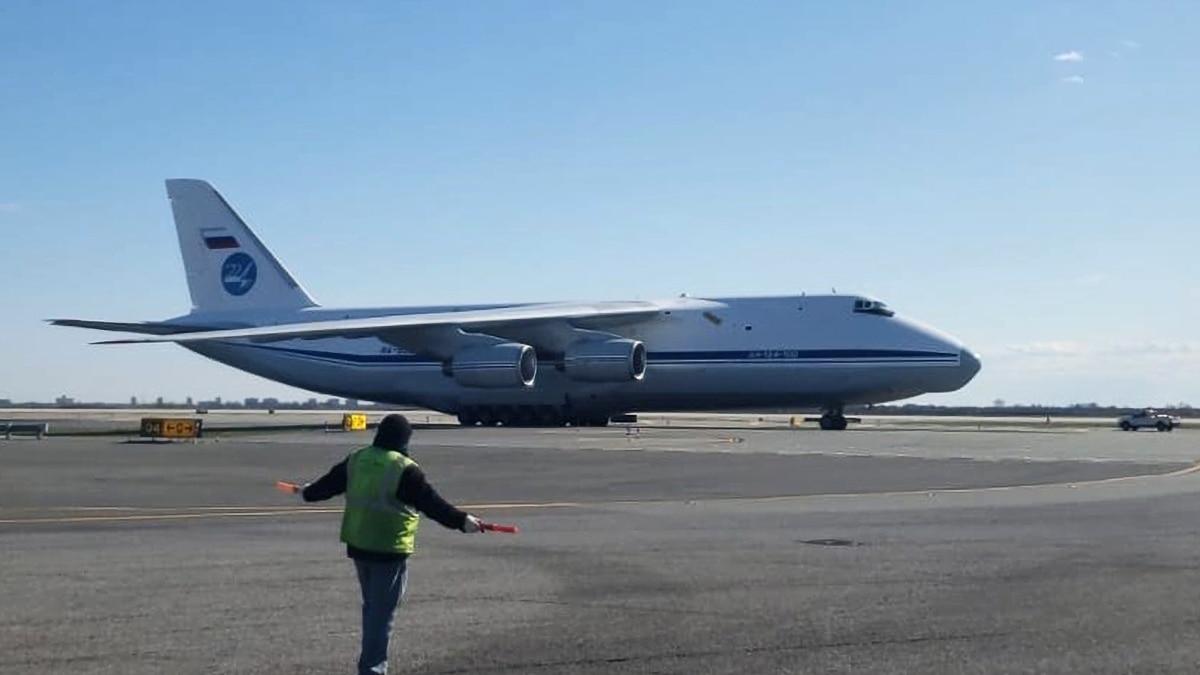 Россия продала гуманитарный груз в США со скидкой – Reuters