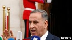 وزير الدفاع خالد العبيدي، 4 آذار 2015