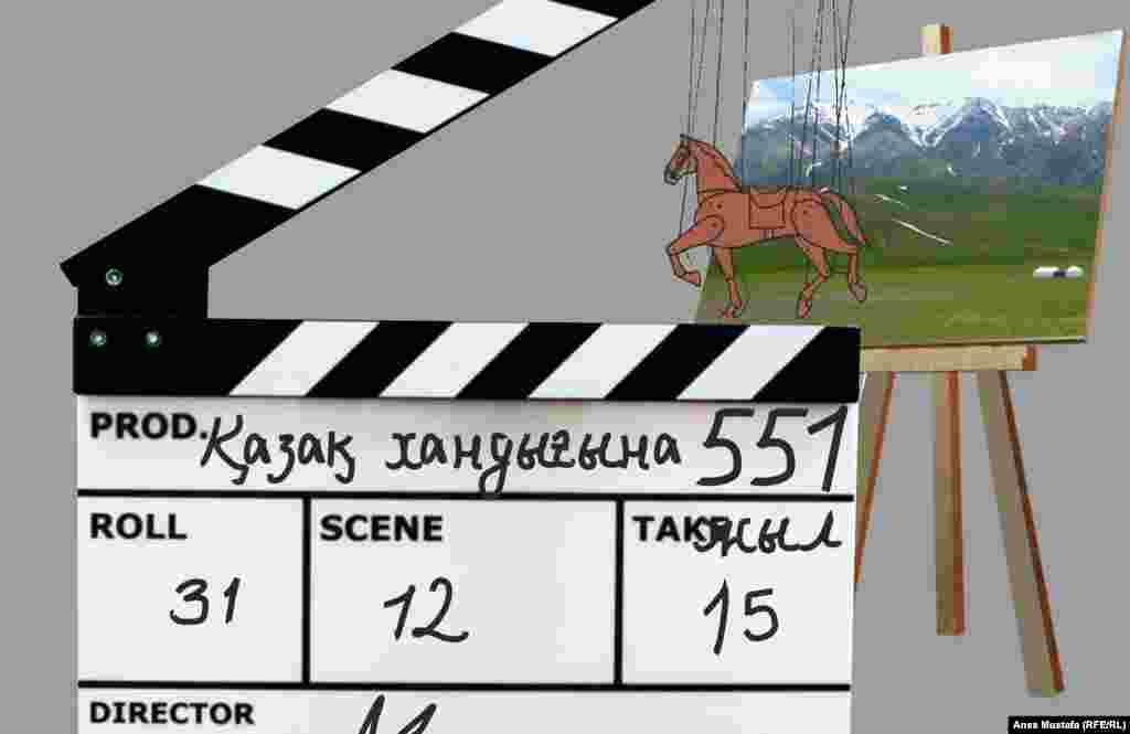 Экономикалық дағдарыспен қатар келген мереке - Қазақ хандығының 550 жылдығын тойлау кезінде жоспарланған телесериал түсіру туралы уәделердің өзі телесериал құсап созылып кетті.