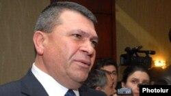 Հայաստանի ոստիկանապետ Վլադիմիր Գասպարյան
