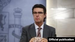Исполняющий обязанности министра промышленности Испании Хосе Мануэль Сория.