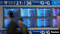 Passengers have faced days of travel chaos
