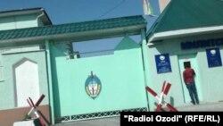 Отдел милиции в селе Кончи
