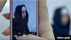 "Кадр из фильма ""Халима"""