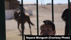 Фотоальбом Саяны Монгуш. Лица Тувы