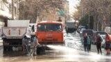 Georgia -- Tbilisi Water Company GWP. video grab