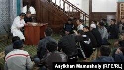 Проповедь в мечети города Жезказган. 23 октября 2013 года.
