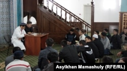 Проповедь в мечети. Иллюстративное фото.