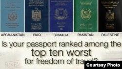 "Dünyanın ""ən pis"" pasportları"