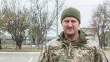 Командир 35 ОБрМП полковник Микола Палас
