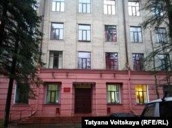 Здание филиала РГГУ во Всеволожске