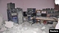 Pasojat nga sulmi në televizionin Al-Ikhbariya