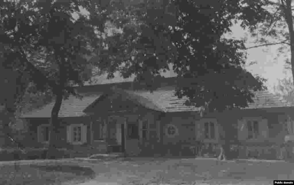 Палац Касьцюшкі ў Мерачоўшчыне, Івацэвіцкі раён