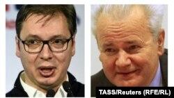 Kontrola medija u poslednje tri decenije: Aleksandar Vučić i Slobodan Milošević