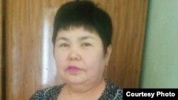 Жительница Ташкента Нурилнисо Мустаяпова.