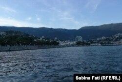 Marea Neagră la Ialta