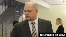 Министр сельского хозяйства Марий Эл Александр Гречихо